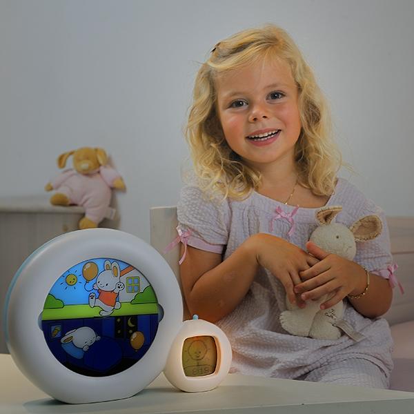 Kid'Sleep Moon - alarm clock, night light